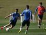 """Gabigol, filho de Neymar e Micale """"invasor"""": o domingo da seleção"""