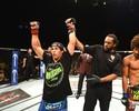 Faber tem trabalho, mas finaliza Alex Caceres no terceiro round no UFC 175