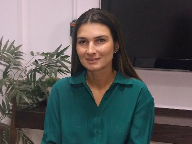 Rebecca Garcia é a nova superintendente da Suframa (Foto: Leandro Tapajós/G1 AM)