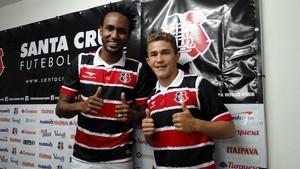 Leonardo Leandrinho Santa Cruz (Foto: Daniel Gomes)