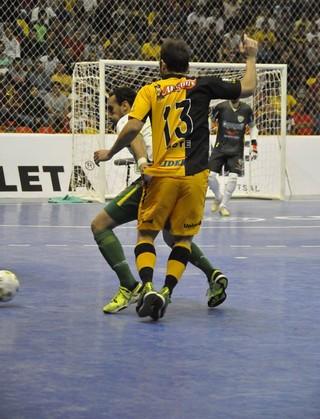 Sorocaba x Marechal Rondon Pixote (Foto: Danilo Camargo/ Magnus Futsal)