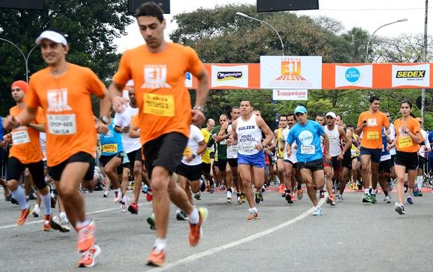 Corrida Eu atleta, São Paulo 2013 (Foto: Mauro Horita)
