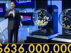 Loteria dos EUA vai dividir segundo maior prêmio da história