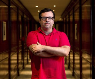 João Emanuel Carneiro | Guito Moreto / O Globo
