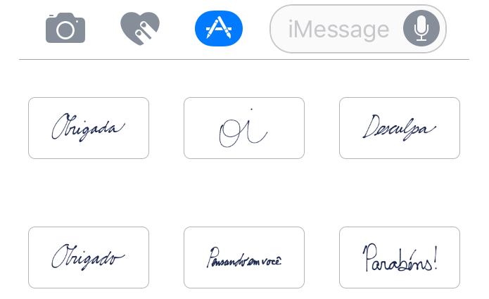Veja como tirar mensagens manuscritas da lista de mais recentes no iPhone (Foto: Reprodução/Edivaldo Brito)