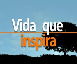 Vida que inspira é um quadro do programa Mais Caminhos (Foto: arte/Renato Munhoz)
