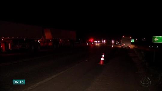 Criança de 11 anos e motorista sem carteira de habilitação morrem em acidente em MT