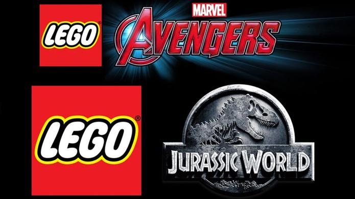 LEGO Vingadores e LEGO Jurassic World prometem ser ótimas adições à série em 2015 (Foto: Polygon) (Foto: LEGO Vingadores e LEGO Jurassic World prometem ser ótimas adições à série em 2015 (Foto: Polygon))