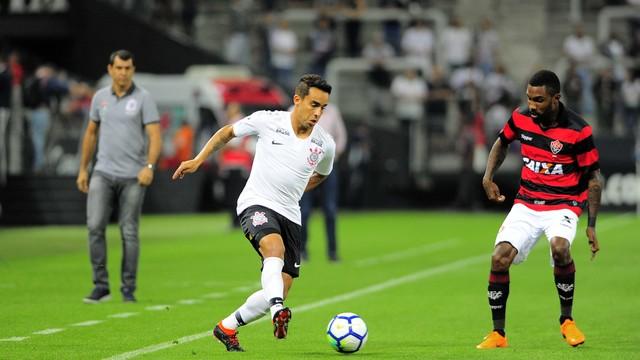 Corinthians x Vitória - Copa do Brasil 2018 - globoesporte.com e796715f6e609