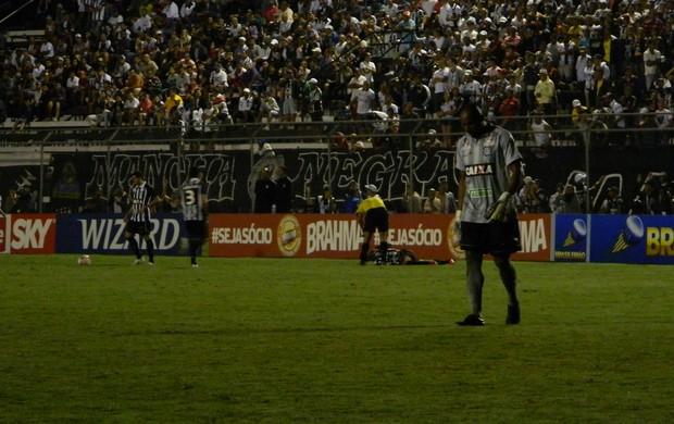 ASA x Figueirense (Foto: Irlan Rocha / Ascom ASA)