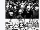 Caveiras, 'na na na' e 'oh oh oh': fãs preparam flash mobs no Lollapalooza