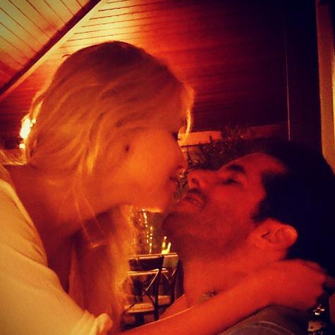 Rhaisa Batista e o namorado, Tato Malzoni (Foto: Reprodução)