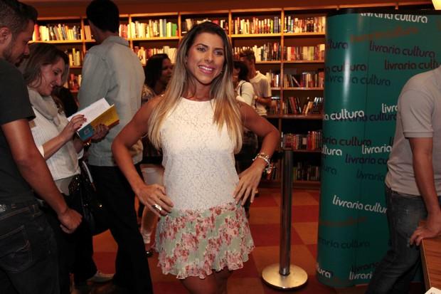 Ana Paula Minerato (Foto: Paduardo/ Ag.News)