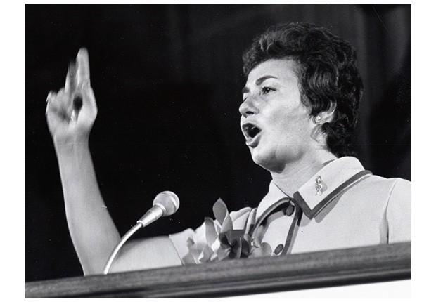 Juana de la Caridad Castro Ruz (Foto: Getty Images)