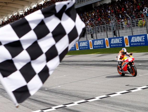 motovelocidade Dani Pedrosa GP da Malásia (Foto: Agência Reuters)