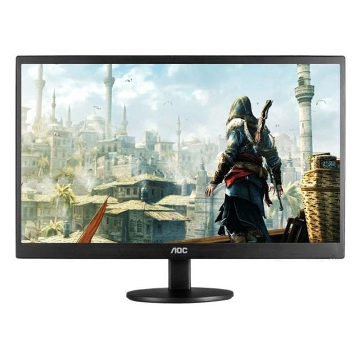M2470Swd2 é um monitor gamer com preço acessível (Foto: Divulgação/AOC)