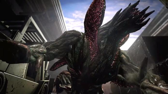 Saiba como derrotar Queen Leech em Resident Evil Zero HD (Foto: Reprodução/Vinícius Mathias)