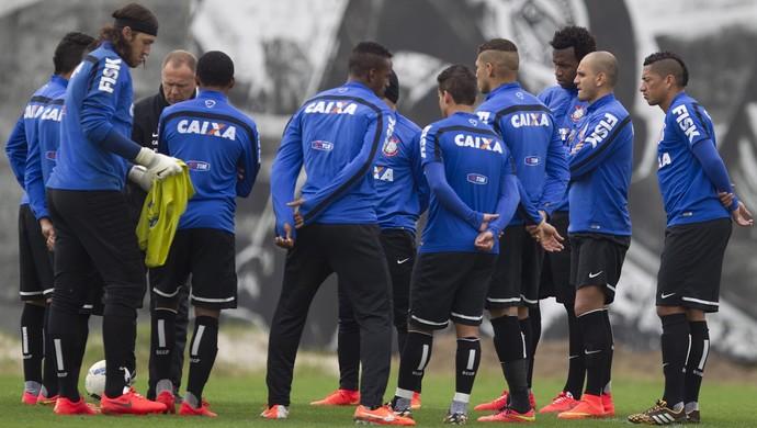 Mano Menezes Corinthians (Foto: Daniel Augusto Jr. / Ag. Corinthians)