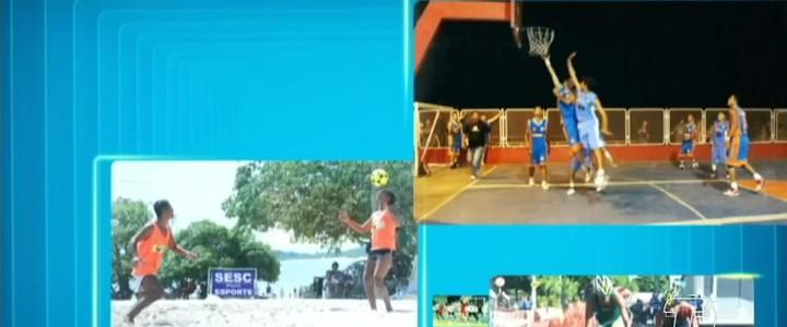 Confira o quadro esporte do Jornal Tapajós desta quinta-feira