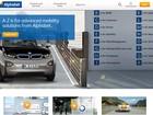 Alphabet vira 'dona' do Google, mas site 'Alphabet.com' pertence à BMW