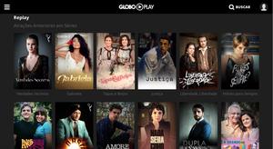 Produções históricas da Globo (assinante série)