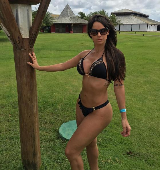 Carol Dias (Foto: Reprodução/Instagram)