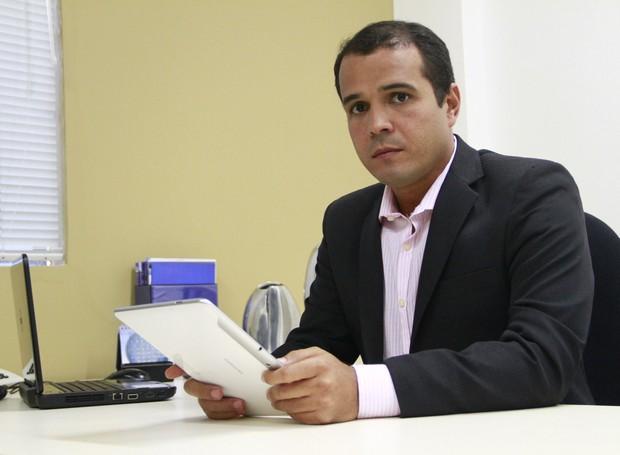 Laerte Cerqueira é colunista de política do Bom Dia Paraíba e do JPB 1ª Edição de João Pessoa (Foto: Rizemberg Felipe/TV Cabo Branco)