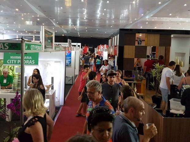 Feira Construir tem mais de 10 mil itens à venda em Goiânia, Goiás (Foto: Divulgação/ Feira Construir)