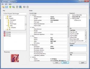 screenshot analog