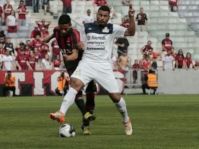 Atlético-PR PSTC Arena da Baixada (Foto: Antônio More/Gazeta do Povo)