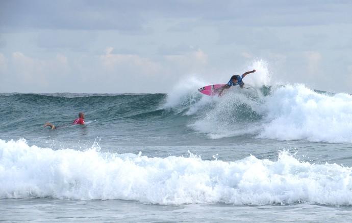 KELLY SLATER X ÍTALO FERREIRA, Surfe Gold Coast (Foto: Felipe Siqueira)