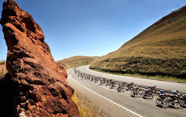 Tour do Rio de ciclismo segunda etapa Tres Rios Teresópolis (Foto: Hudson Malta)