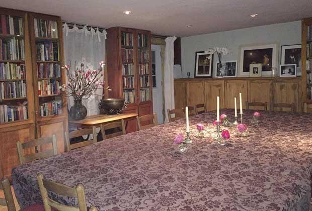 O restaurante Palma, no West Vilagge, tem um private room  (Foto: Leo Faria)