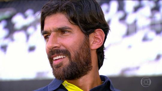 """Loco lembra com carinho de seu tempo no Botafogo: """"Jamais imaginei"""""""