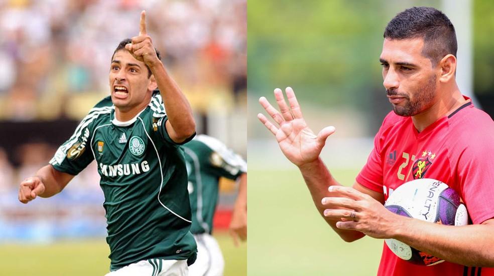 Palmeirense, você quer Diego Souza de volta?