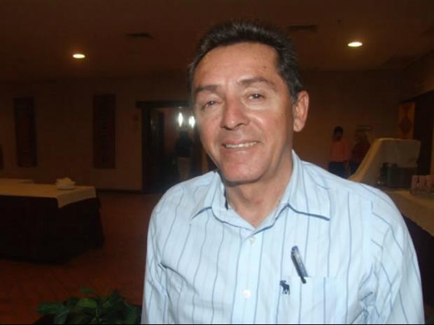 Marquinélio, de Barro, não assumirá a prefeitura porque teve a candidatura indeferida e aguarda julgamento de recurso no TSE (Foto: Arquivo pessoal)