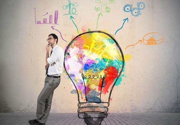 Carreira ; ideia ; criatividade ; ser criativo ; pensar fora da caixa ;  (Foto: Dreamstime)