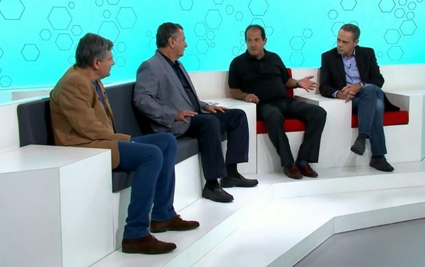 Muricy Ramalho Bem, Amigos! (Foto: Reprodução SporTV)