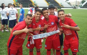 Friburguense é punido por escalação irregular e perde o título da Copa Rio