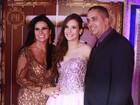 Stephanie Gomes, filha de Solange Gomes, ganha festa de R$ 80 mil