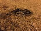 Atropelamento na BR-070, no DF, mata motociclista e pedestre
