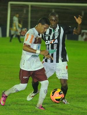 Copa do Brasil 2013: Desportiva Ferroviária x Figueirense (Foto: Chico Guedes/A Gazeta)