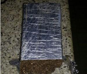 Suspeitos foram presos com um quilo de maconha (Foto: Divulgação/Polícia Civil do RN)