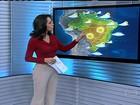 Nesta quarta (21), vai ter pancadas de chuva do Norte do Piauí até Roraima