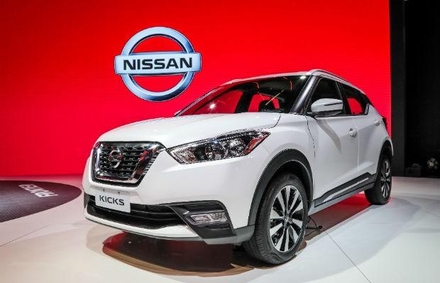 Nissan Kicks SV Limited (Foto: Divulgação)