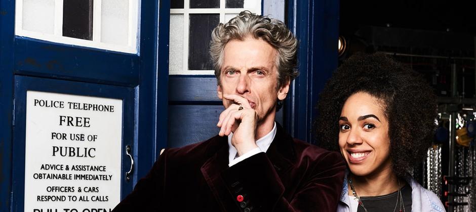 Doctor Who estreia dia 16 de abril!