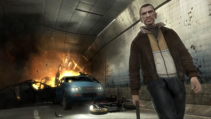 GTA 4 estava há mais de seis anos sem receber atualizações no PC (Foto: Divulgação/Rockstar)