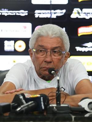 Apresentação, Givanildo Oliveira, Ceará (Foto: Christian Alekson / CearaSC.com)
