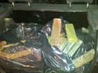 Motorista é preso com quase 80 kg de drogas dentro de carro clonado em MT