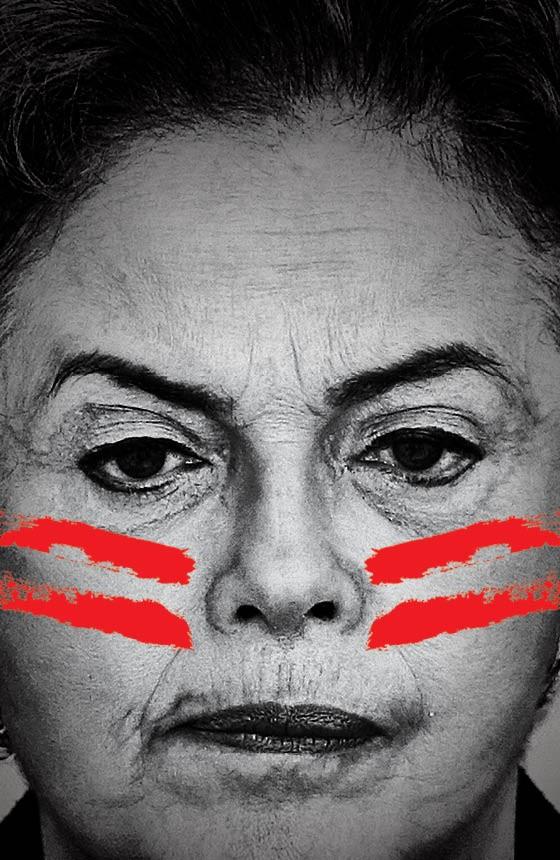 Dilma vai à guerra  (Foto: Adriano Machado/ÉPOCA)